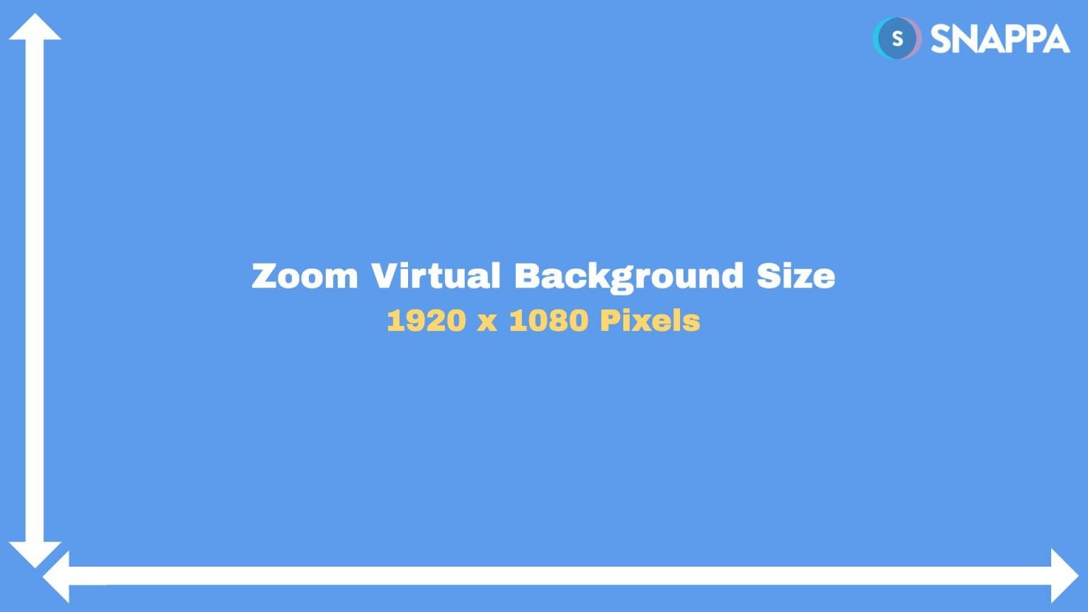 How To Create A Zoom Virtual Background For Your Video Calls Simple Background Images Some Text Background
