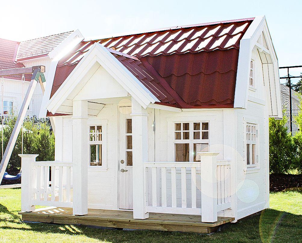Playhouse Djursholm - Lektema playhouses