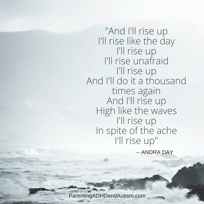Ill Rise Up Quote From Andra Days Song Quotes For Parenting