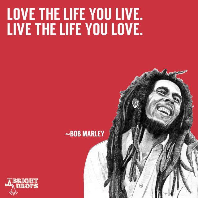 True Love Bob Marley Love Quotes