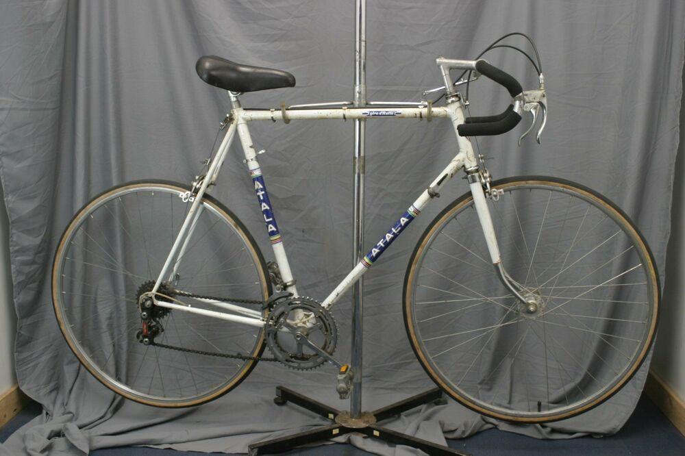 Atala Giro D/'talia Bicycle Vintage Road Italian XXL 60s Simplex l/'eroica Charity