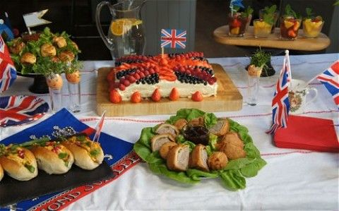 Beach Party Food Ideas For Adults