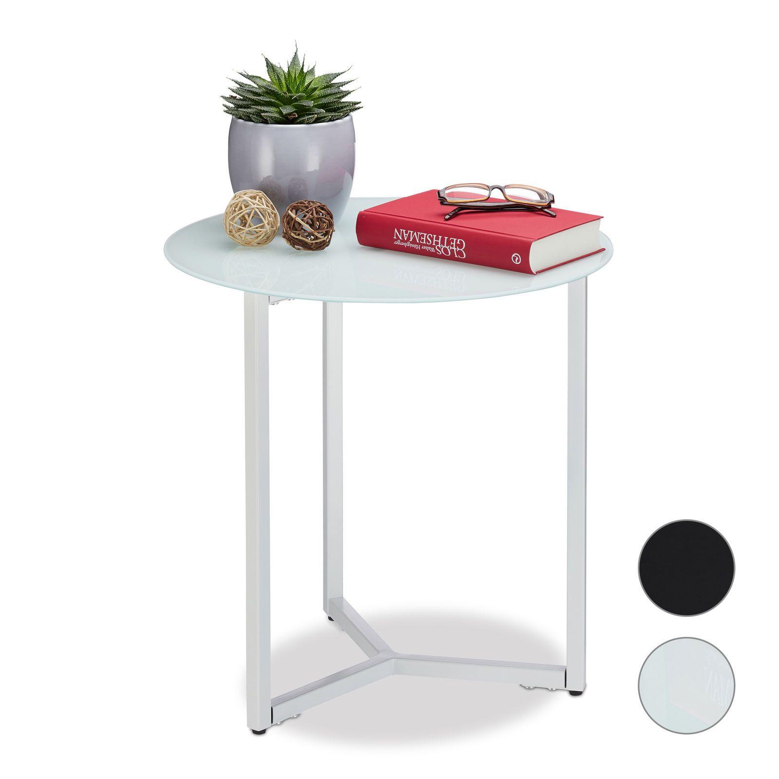 Table Basse Ronde De Salon De Canapé Table Design Pour