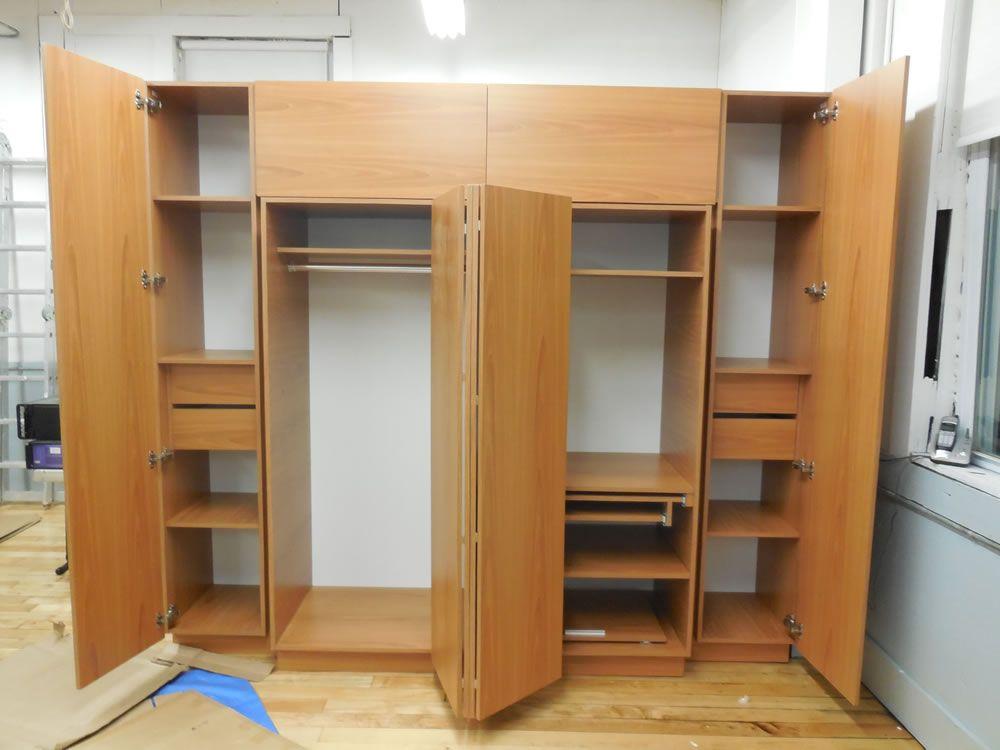Custom Home Office Storage In Machusetts