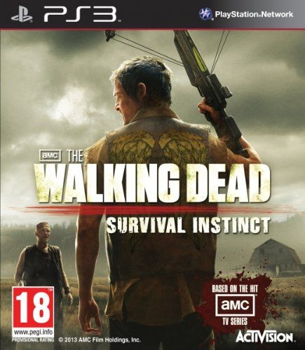The Walking Dead Survival Instinct Ps3 Activision Https Www
