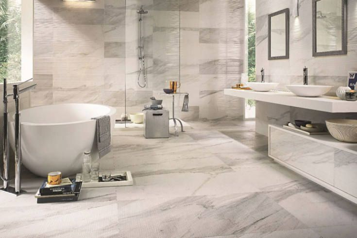 Pros And Cons: Pick Your Bathroom Flooring