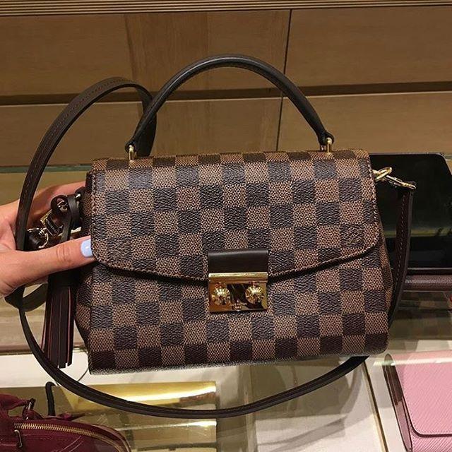 Louis Vuitton Croisette Bag  525032ddad455