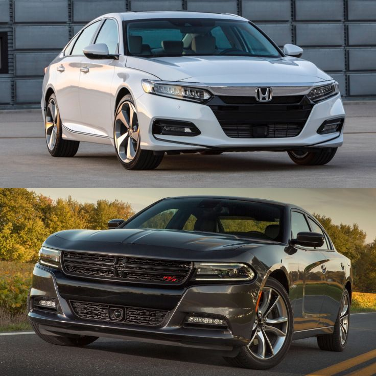 Is It Me Or Does The New Accord Look Like A Charger Charger Dodge Charger Car