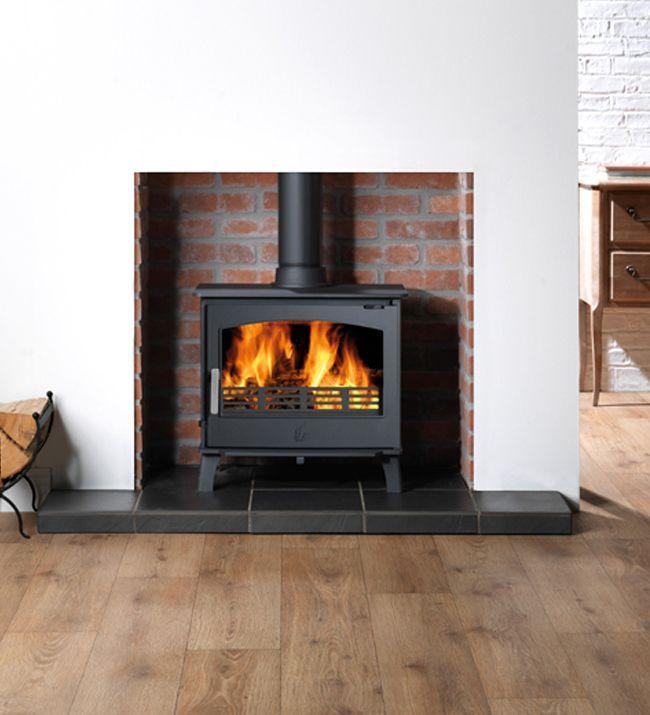 Acr Hopwood Defra Approved Multifuel Stove Wood Burning Stove Stove Log Burner