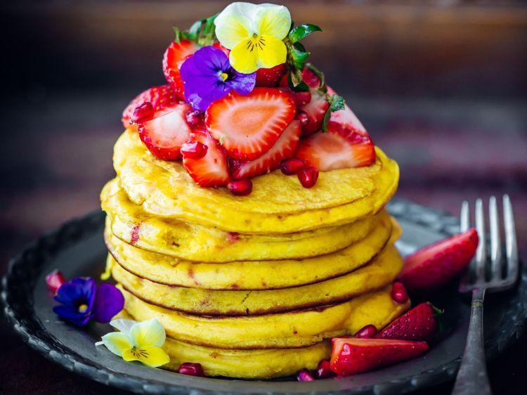 Découvrez notre recette facile et rapide de Pancakes à la ...
