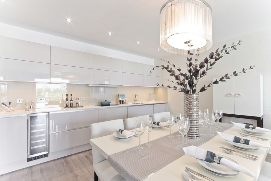 New Homes For Sale  Homes For Sales  Wimpy  Kitchen Dining  Dining Room   Kitchen Ideas  Taylors  Money. Internal Image of a Typical Taylor WImpey Home   kitchens and