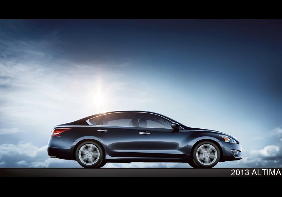 All New 2013 Nissan Altima Nissan altima, 2017 nissan