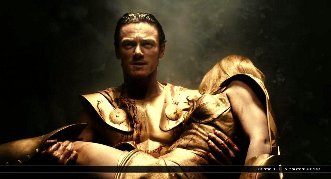 Luke Evans Immortals | ... Immortals | Immortals : Screen ...