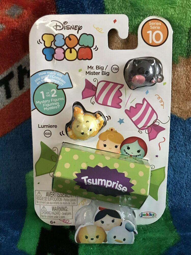JAKKS Marvel Tsum Tsum Mystery Pack Series 4 Vinyl Mini Figure KRAVEN