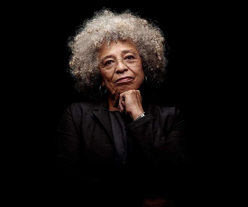 Dr Angela Davis To Be Inducted Into The National Women S Hall Of Fame Angela Davis Angela Feminist