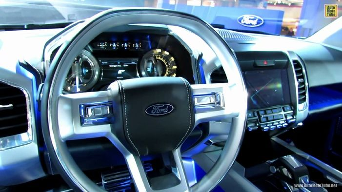 2015 F 150 Concept Atlans 2014 Ford F 150 Atlas Concept At 2013