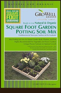 e443fb29be961d4eb13c926b59498e19 - Garden Time's Square Foot Gardening Potting Soil