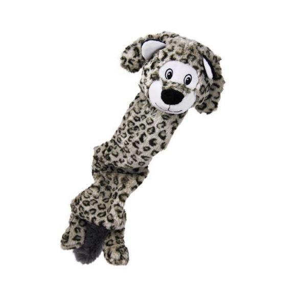 Kong Stretchezz Snow Leopard Jumbo Dog Toy Xl Dog Toys Kong Dog