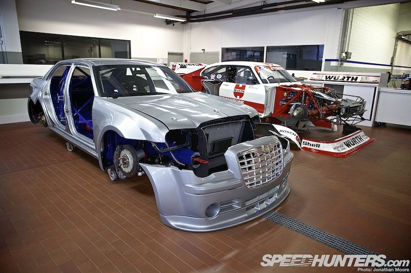 Zakspeed Racing Building On The Past Shit Chrysler 300