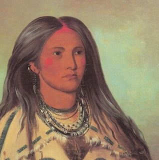 Blonde Hair Blue Eyed Mandan Indians Claim They Are Descended