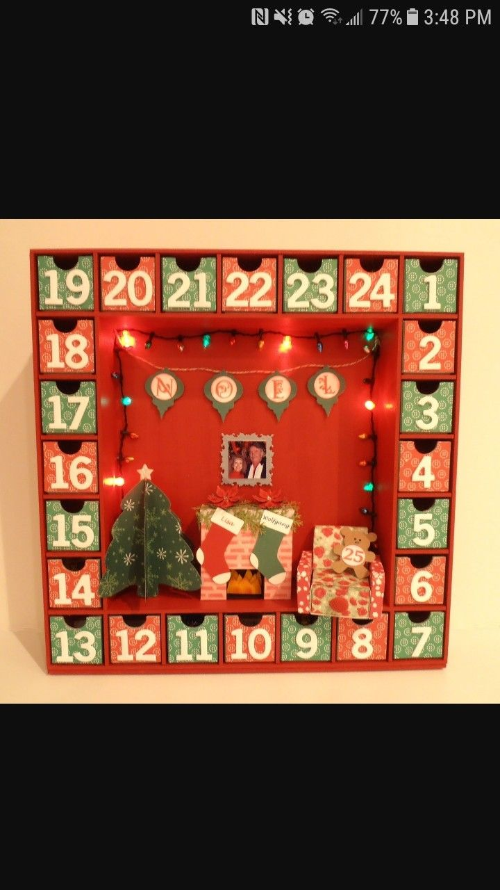 Advent calendar inspiration | its beginning to look a lot like xmas ...