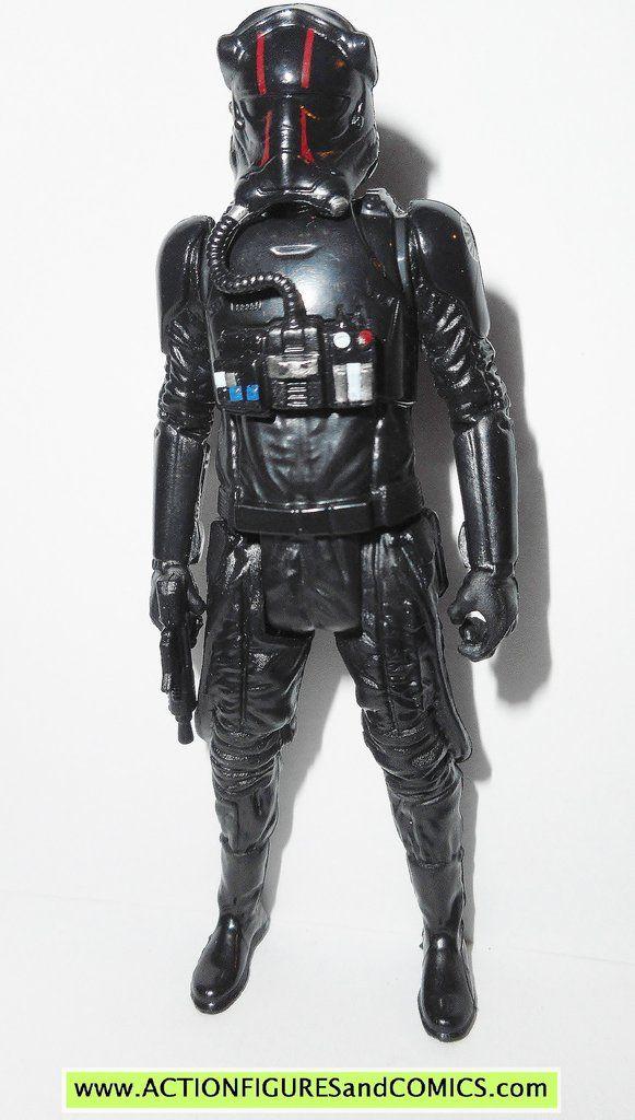 star wars action figures TIE FIGHTER PILOT armor up force awakens