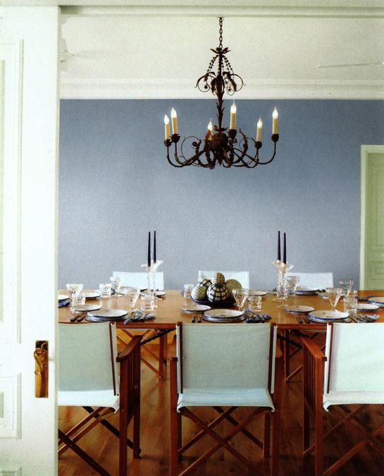 Dining Room Paint Schemes: Modern Living Room And Dining Room Decorating Color