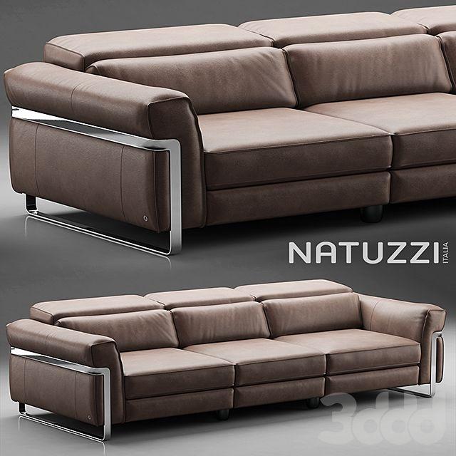 Natuzzi fidelio pro for Canape natuzzi