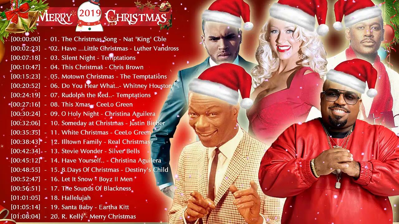 2019 Christmas Music.Soulful Christmas Playlist Soulful Christmas Songs