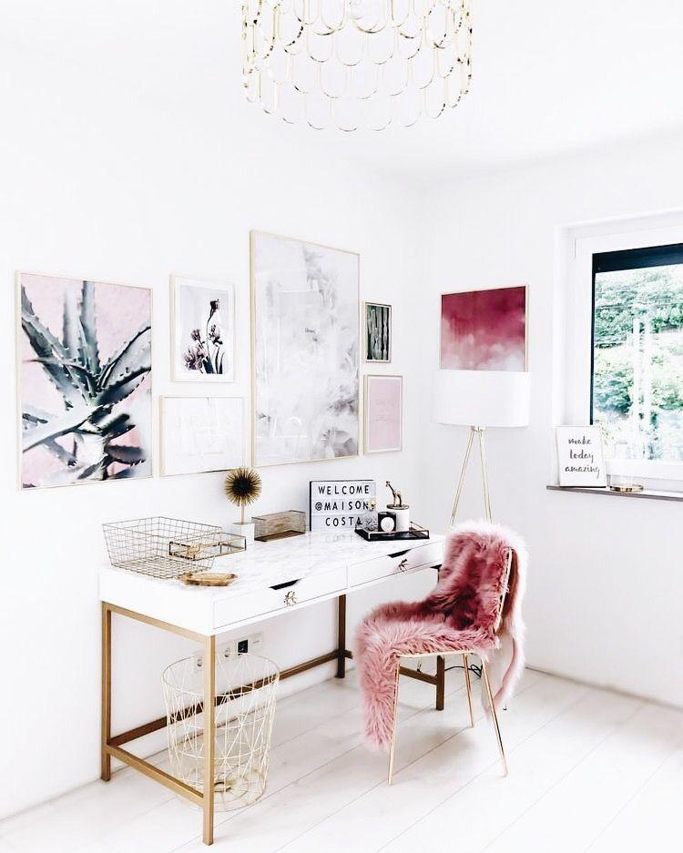 P I N T E R E S T Maggie875 In 2019 Home Office Decor