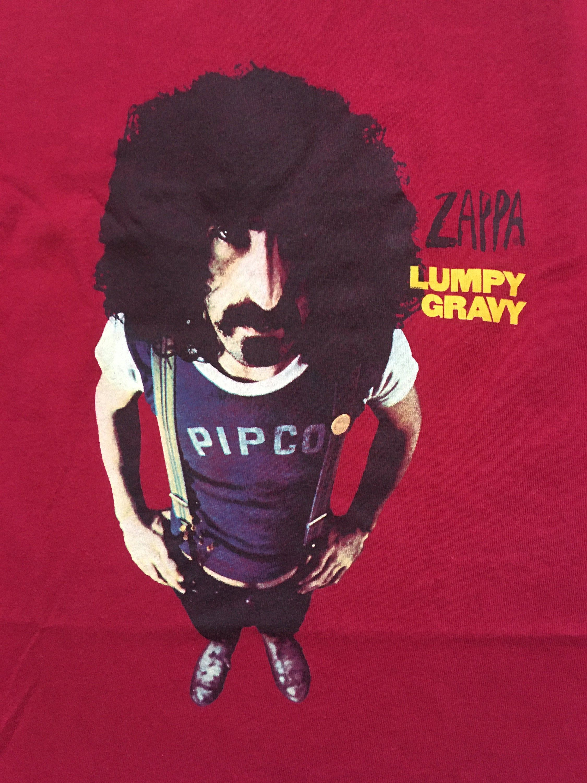 Frank zappa lumpy gravy shirt in 2020 cool stuff for