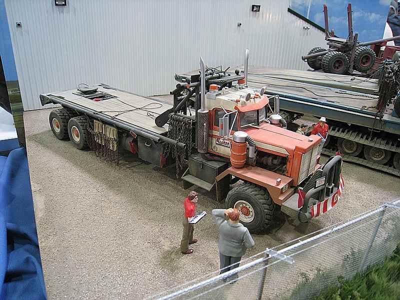 my 1: 25 scale Kenworth C500 | Model Cars & Trucks | Model