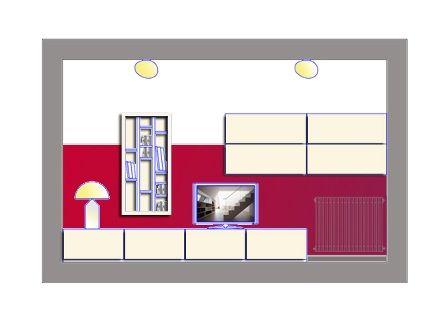 Ristrutturazione villa unifamiliare - Prospetto laterale soggiorno - Maria Teresa Azzola Designer - Calolziocorte (LC) 2011