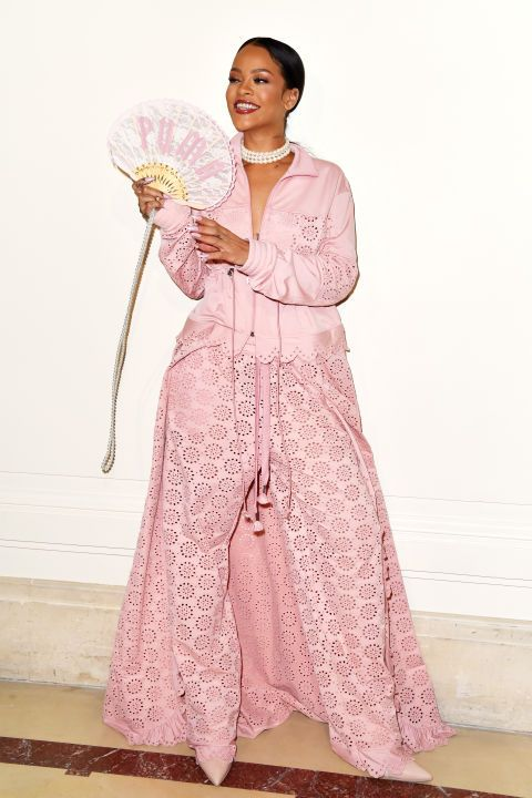 Rihanna Walks Down the Runway and Into Our Hearts as Best Dressed of ... 17789a0d2