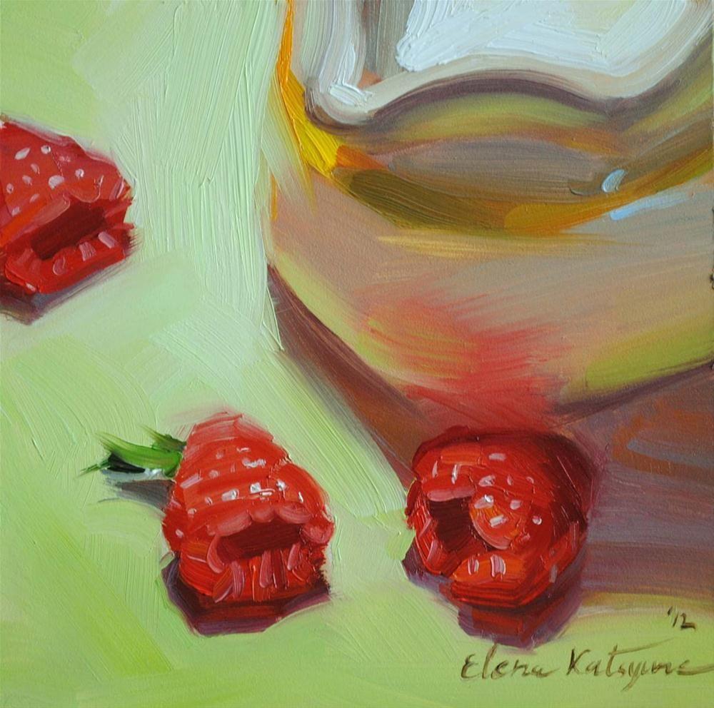 Milk and Raspberries: Elena Katsyura
