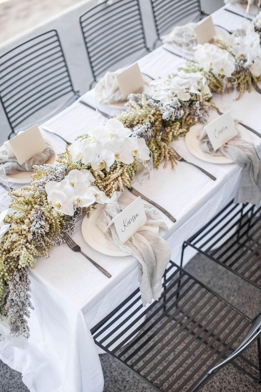Ocean Allure: The Avalon on the Beach / Wedding Style Inspiration ...