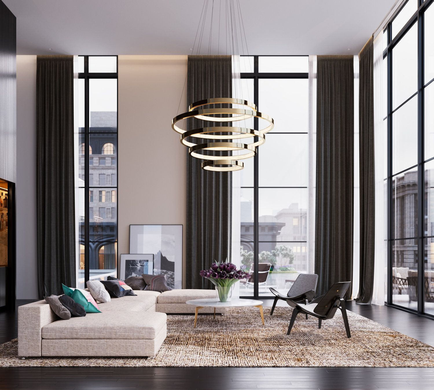 Cgi Cameron Design House Spaces - London