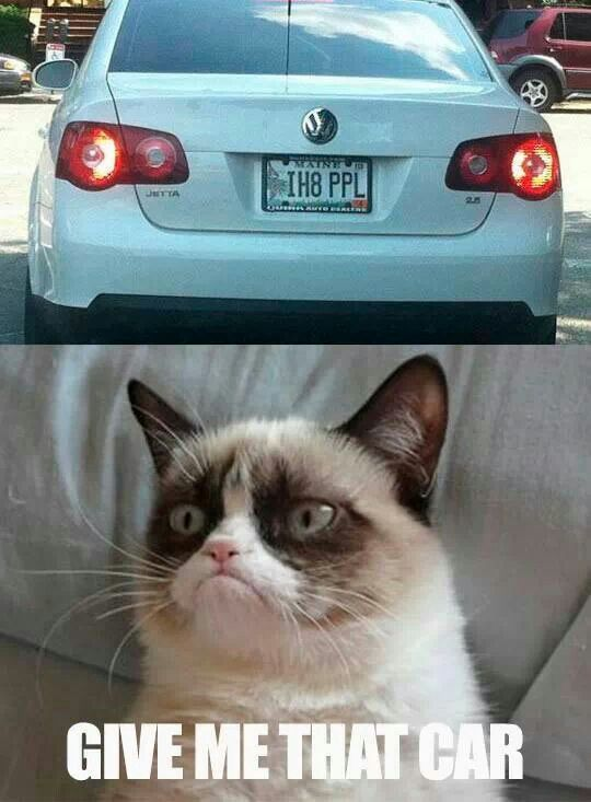 Funny License Plate Names