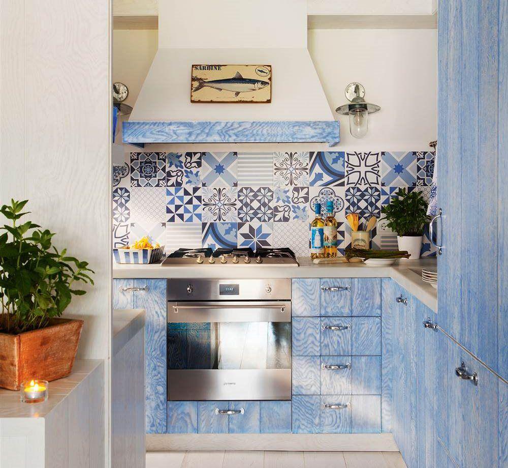 Reformas low cost: 10 ideas para estrenar cocina por muy poco   MY ...