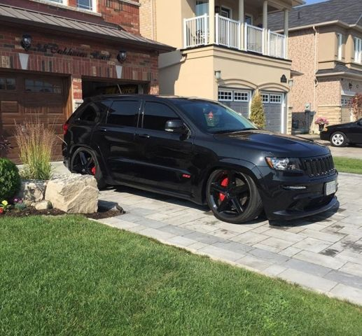 Jeep Compass Used Car: 2013 Jeep Grand Cherokee SRT8 SUV, Crossover