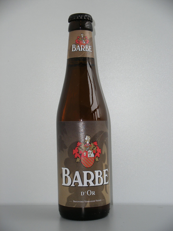 """""""Barbe d'Or"""" is één van de vier """"Barbe"""" bieren. De naam van het gamma """"Barbe"""" bieren verwijst naar de Luikse brouwerij """"Barbe d'Or"""". Brouwerij Barbe d'Or was een middeleeuwse brouwerij in de oude binnenstad van Luik (België) en behoorde toe aan de familie """"de Romsée"""", een oude Luikse familie waarvan het blazoen prijkt als logo voor de """"Barbe"""" bieren.    """"Barbe d'Or"""" is een bier van hoge gisting. """"Barbe d'Or"""" is een goud-blond bier met een rijke en fris bittere smaak. De licht gerooste mouten…"""