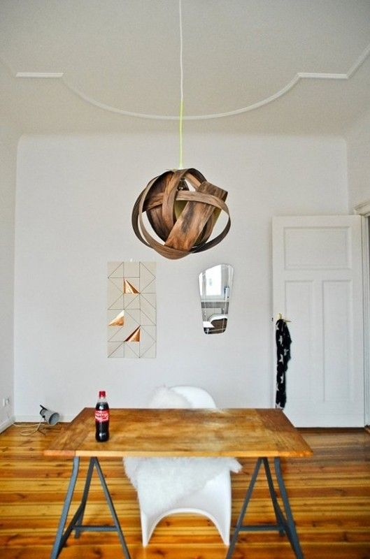 Funky Table Lamp - Foter