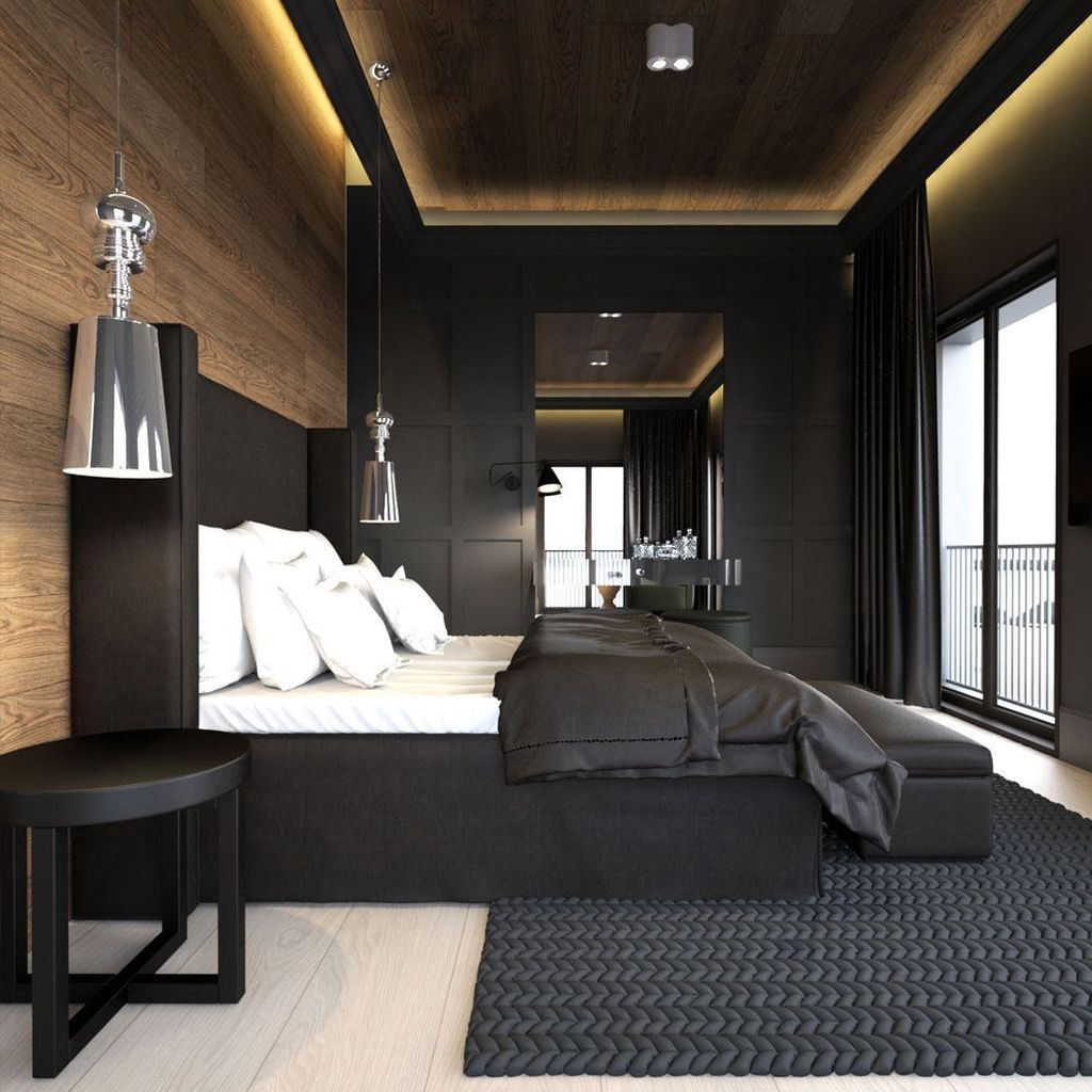 How To Sleep With Luxury Modern Man Bedroom Design Ideas Luxurious Bedrooms Luxury Bedroom Design Modern Bedroom