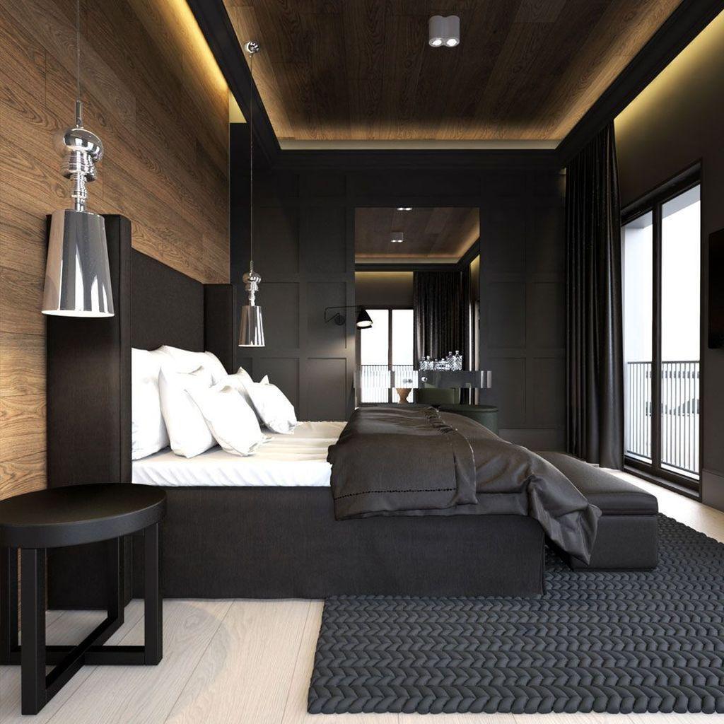How To Sleep With Luxury Modern Man Bedroom Design Ideas Luxurious Bedrooms Modern Bedroom Design Small Room Bedroom