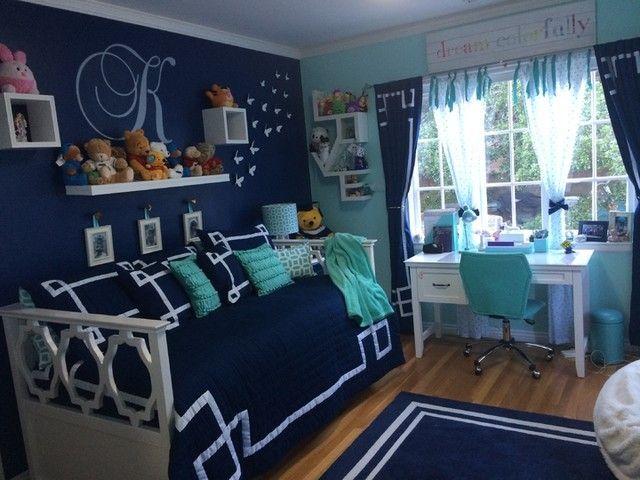 Elsie Daybed Allison S Room Blue Teen Girl Bedroom