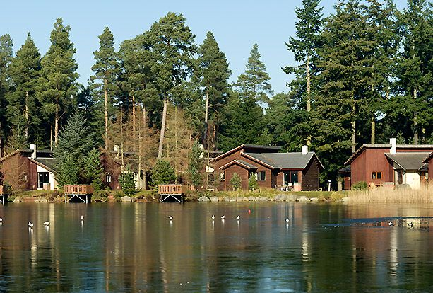 Lakeside Accommodation Whinfell Forest Center Parcs
