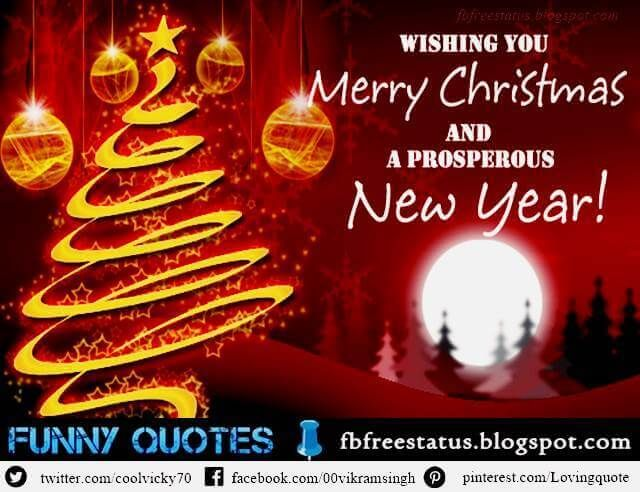 Merry Christmas And Happy New Year Wishes Messages Images Happy New Year Greetings Merry Christmas Card Greetings Happy Christmas Day