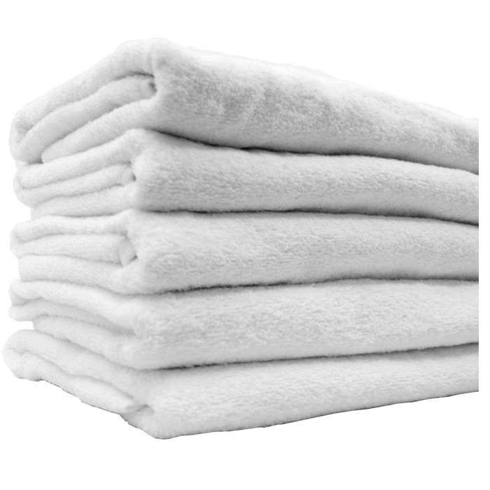 Egyptian Cotton Plain Bath Towel 27 X54 Towelrobes Com