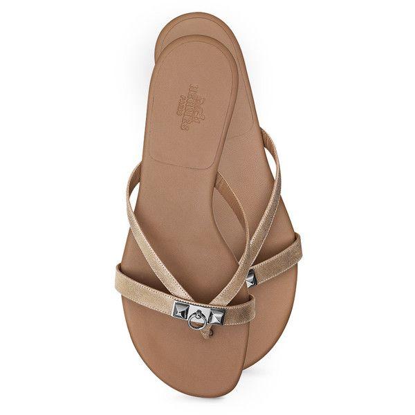 ab184672a1308c Hermès Corfou Sandal (3