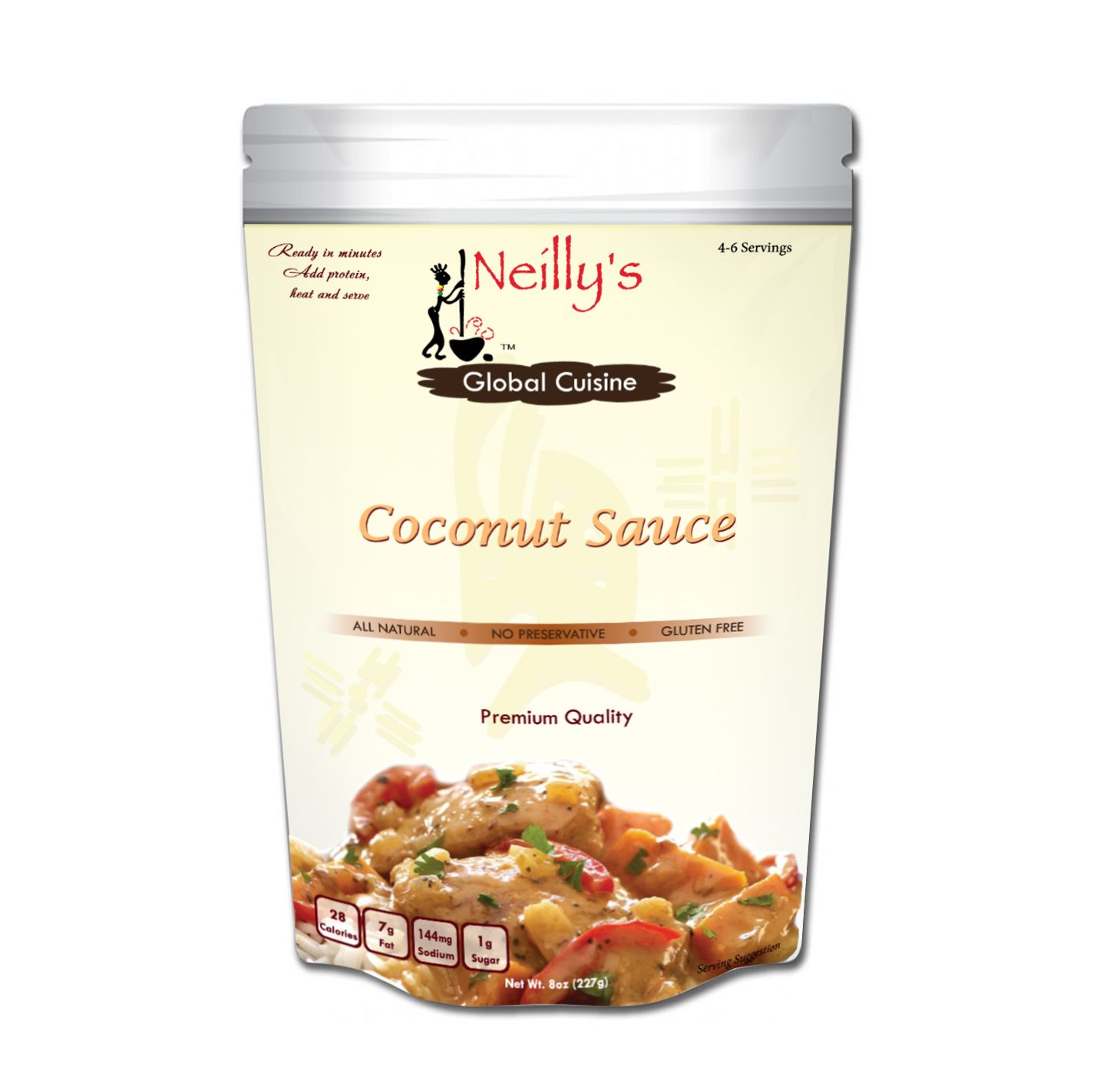 Now available for Purchase Online http://www.neillys.com/grocery/sauce/coconut-sauce/